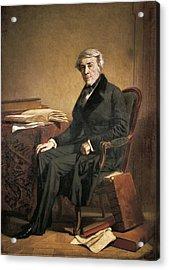 Couture, Thomas 1815-1879. Portrait Acrylic Print