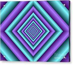Covariance  5 Acrylic Print