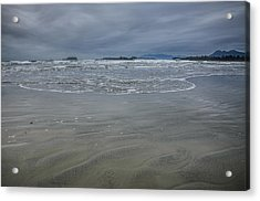 Cox Bay Late Afternoon  Acrylic Print