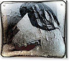 Cracked Dreams Acrylic Print by Gun Legler