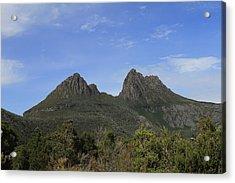 Cradle Mountain Tasmania All Profits Go To Hospice Of The Calumet Area Acrylic Print