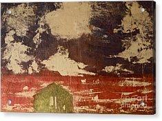 Cranberry Season Acrylic Print by Deborah Talbot - Kostisin