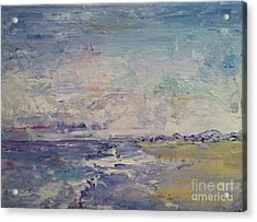 Cranes Beach  Acrylic Print