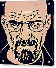 Cranston Acrylic Print by Movie Poster Prints