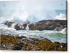 Crashing Surf Acrylic Print
