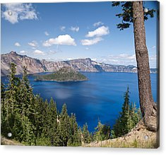 Crater Lake National Park Acrylic Print
