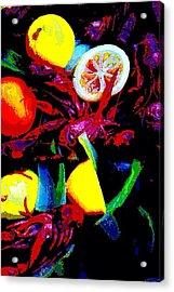 Craw Daddies  Acrylic Print