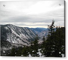 Crawford Notch Acrylic Print