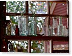 Crawford's Window Acrylic Print