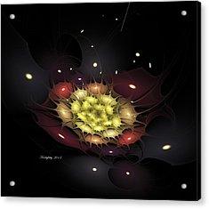 Creative Energy Acrylic Print