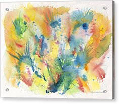 Creative Expression Acrylic Print