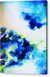 Creative Forces  Acrylic Print