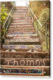 Creative Steps Acrylic Print