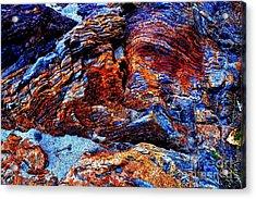 Creekside Mural Acrylic Print