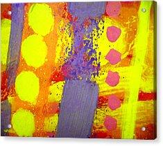 Crepuscule Acrylic Print by John  Nolan