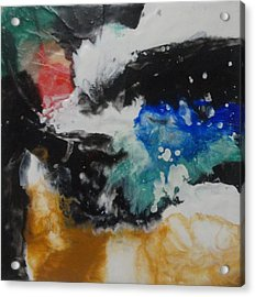 Crescendo Acrylic Print by Elaine Elliott