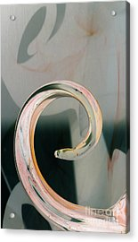 Crescent Turn Acrylic Print