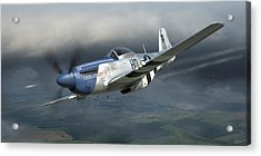 Cripes A'mighty 3rd Acrylic Print by Robert Perry