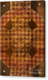 Criss-cross Acrylic Print by Floyd Menezes