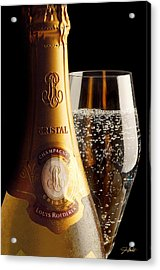 Cristal Party Acrylic Print by Jon Neidert