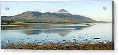 Croagh Patrick Ireland's Holy Mountain Acrylic Print
