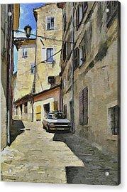 Croatia Rovinj View 6 Acrylic Print