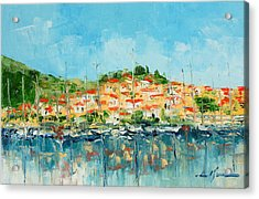 Croatia - Split Acrylic Print