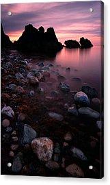 Cromarty Sunrise Acrylic Print