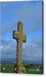 Cross At Cashel Acrylic Print