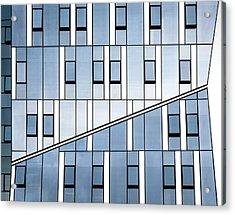 Crossing Acrylic Print by Nir Blatt