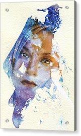 Crossroad Acrylic Print
