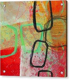 Crossroads 29 Acrylic Print by Jane Davies