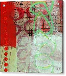 Crossroads 30 Acrylic Print by Jane Davies