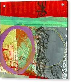 Crossroads 32 Acrylic Print by Jane Davies