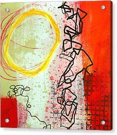 Crossroads 33 Acrylic Print by Jane Davies