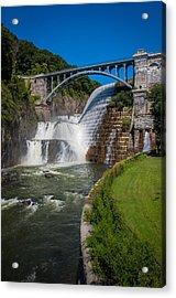 Croton Dam 1 Acrylic Print