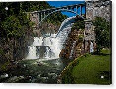 Croton Dam 2 Acrylic Print