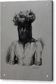 Crown Of Thorns Acrylic Print