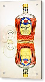 Crown Royal 3 Acrylic Print