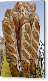 Crusty Bread Acrylic Print