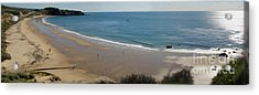Crystal Cove View - 01 Acrylic Print by Gregory Dyer