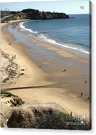 Crystal Cove View - 03 Acrylic Print by Gregory Dyer