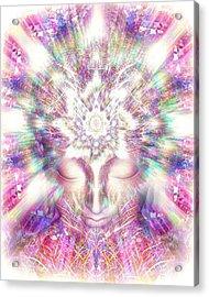 Crystal Palace Acrylic Print