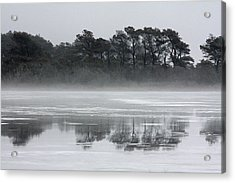 Crystal Sea Acrylic Print