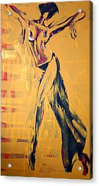 Cuba Rhythm Acrylic Print by Jarmo Korhonen aka Jarko