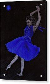 Cuban Star Acrylic Print