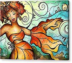 Cubana Acrylic Print