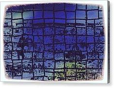 Cubik Acrylic Print