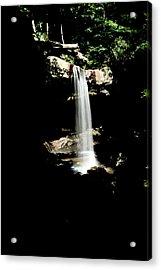 Cucumber Falls Wat 208 Acrylic Print by G L Sarti