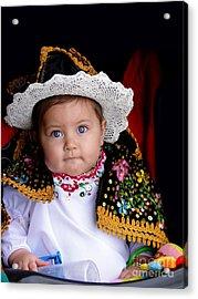 Cuenca Kid 561 Acrylic Print